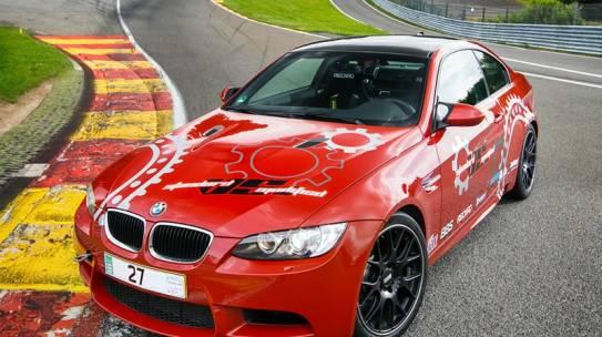 BMW M3 E92 RSR Edition