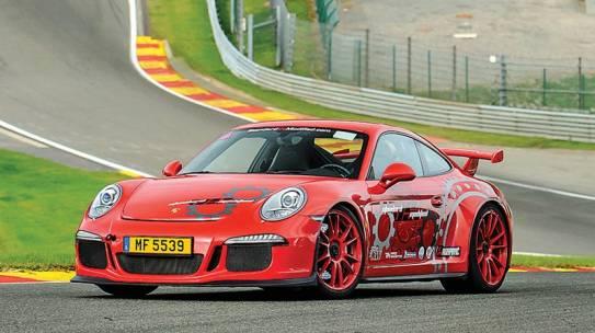 Porsche GT3 991 RSR Edition