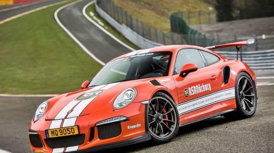 Porsche GT3 RS 991