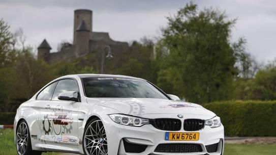 BMW M4 RSR Edition