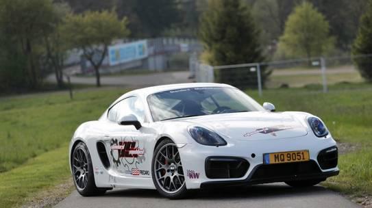 Porsche Cayman GTS RSR Edition