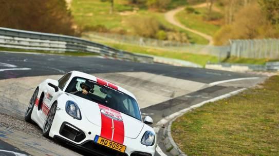 Porsche Cayman GTS 981
