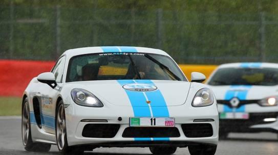 Porsche Cayman S 718