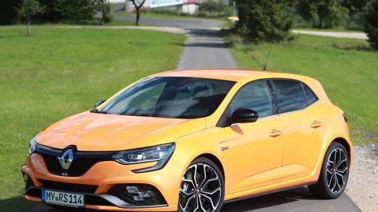 Renault Megane IV R.S.