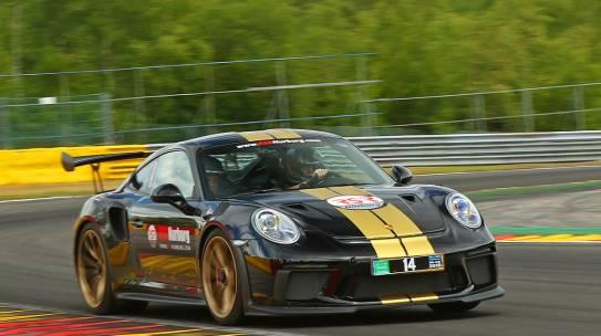 Porsche GT3 RS 991 mk2